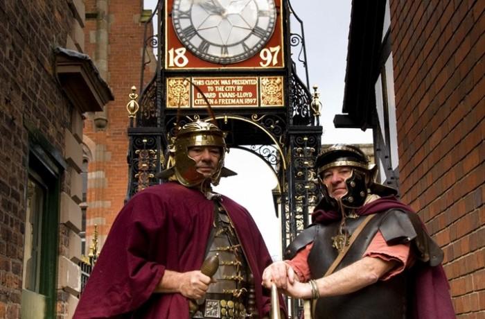 Tour romano. Imagen de visitchester.com