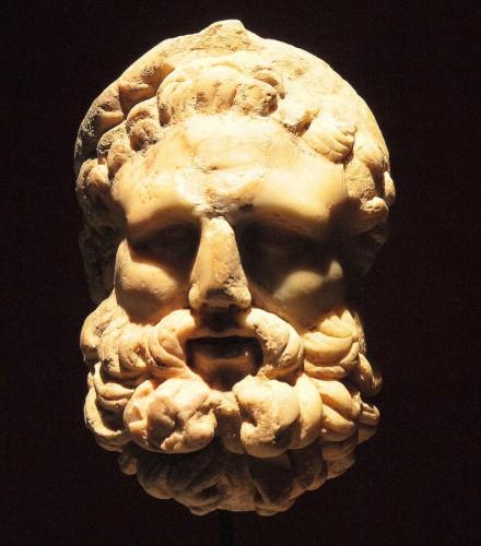 Hércules, siglo I. Wikipedia.org