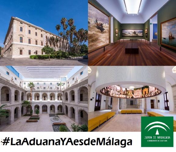 #LaAduanayaesdemlaga imagen @Museo_Malaga
