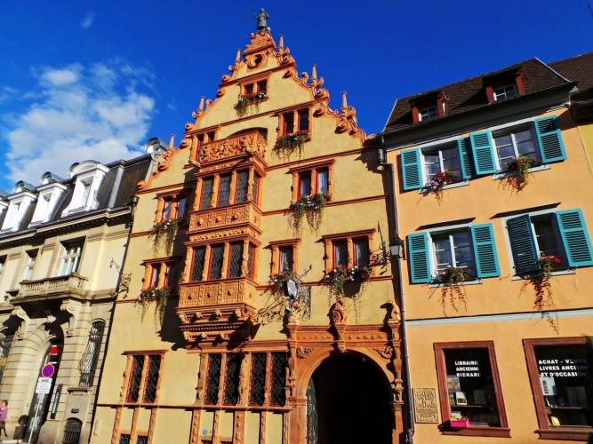 Casa de las cabezas. Imagen de turismoenfotos.com