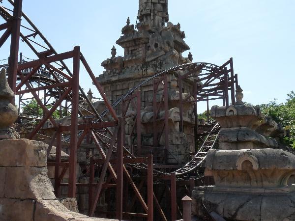 Temple du Peril. Imagen de disneygazette.fr