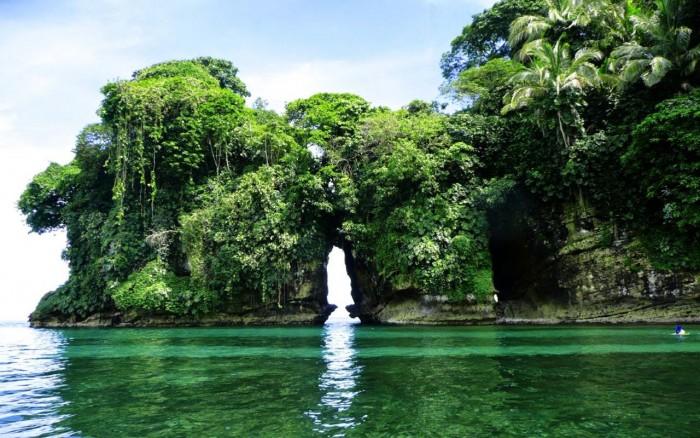 Isla de los pájaros. Imagen de www.panamatourismtravel.com/