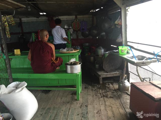 barco myanmar