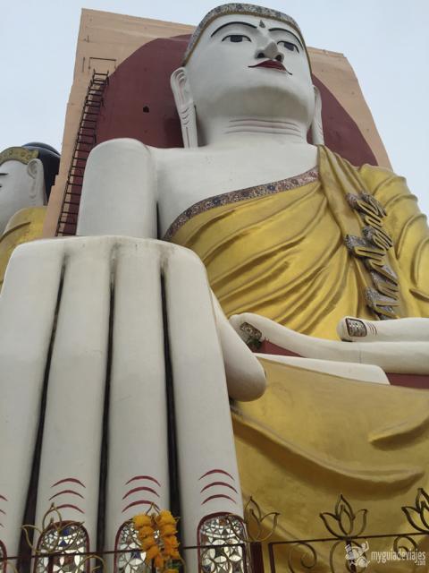 Buda en Bago.