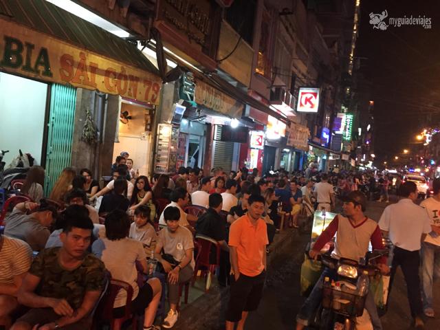 Calle Bùi Viện, Ho Chi Minh