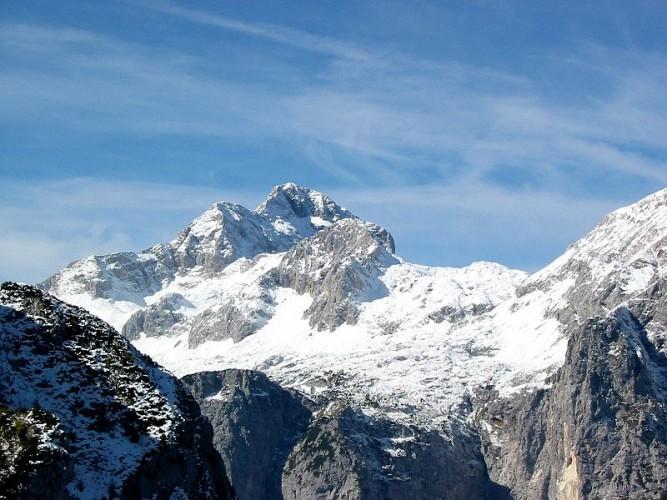 Monte Triglav. Wikipedia