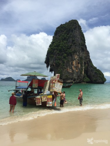 playa de Ao Pranang, Railay