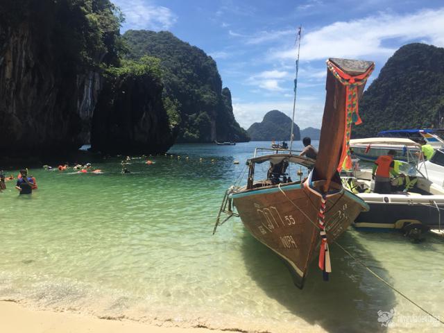 Que ver y hacer en Krabi, las idílicas playas de Tailandia | My Guia ...