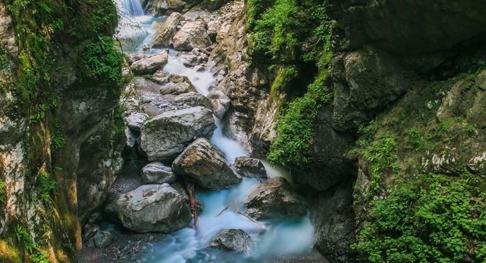 Desfiladeros del Tolmin. www.slovenia.info