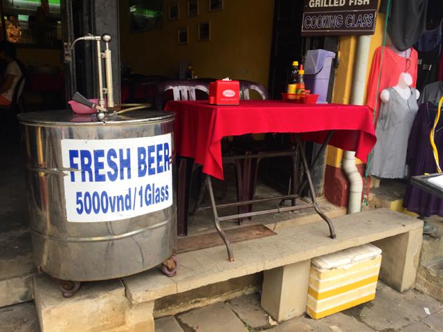 cerveza vietnam