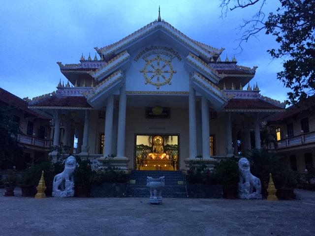 pagoda hoi an