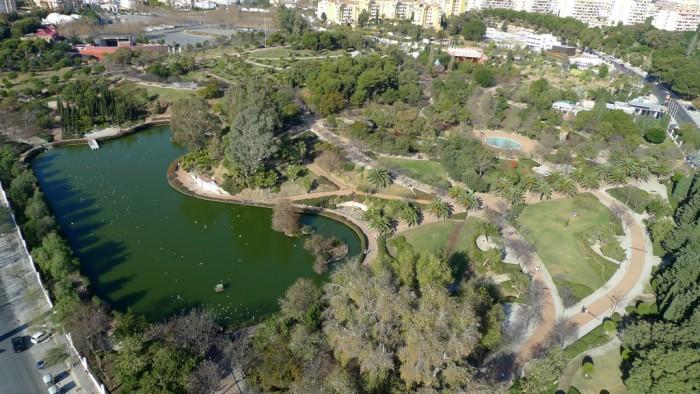 Parque de la Paloma. Imagen de www.benalmadena.es