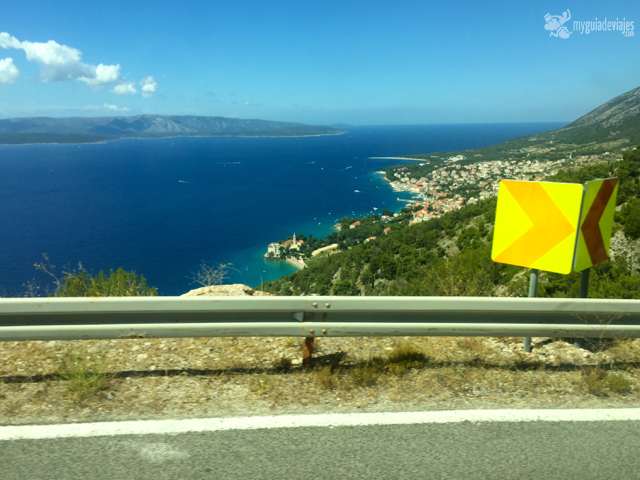 carreteras croacia