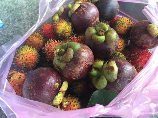 Frutas locales
