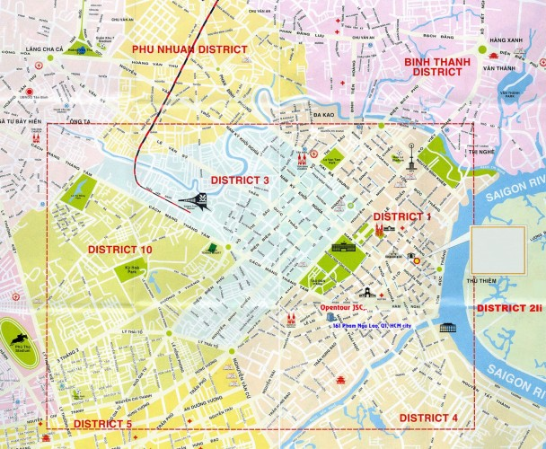 mapa ciudad _ho_chi_minh