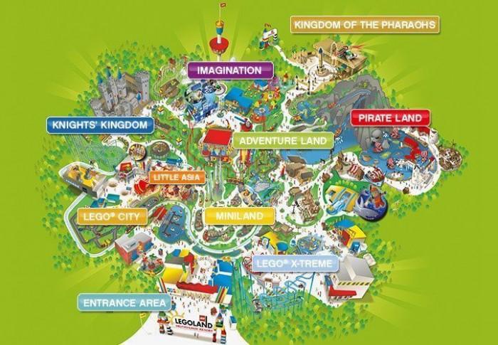 LEGOLAND_Parkplan