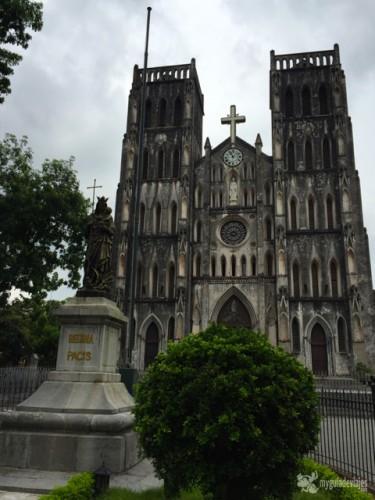 Pequeña Notre Dame.