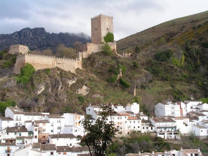 Pueblo de Cazorla. Imagen: wikipedia