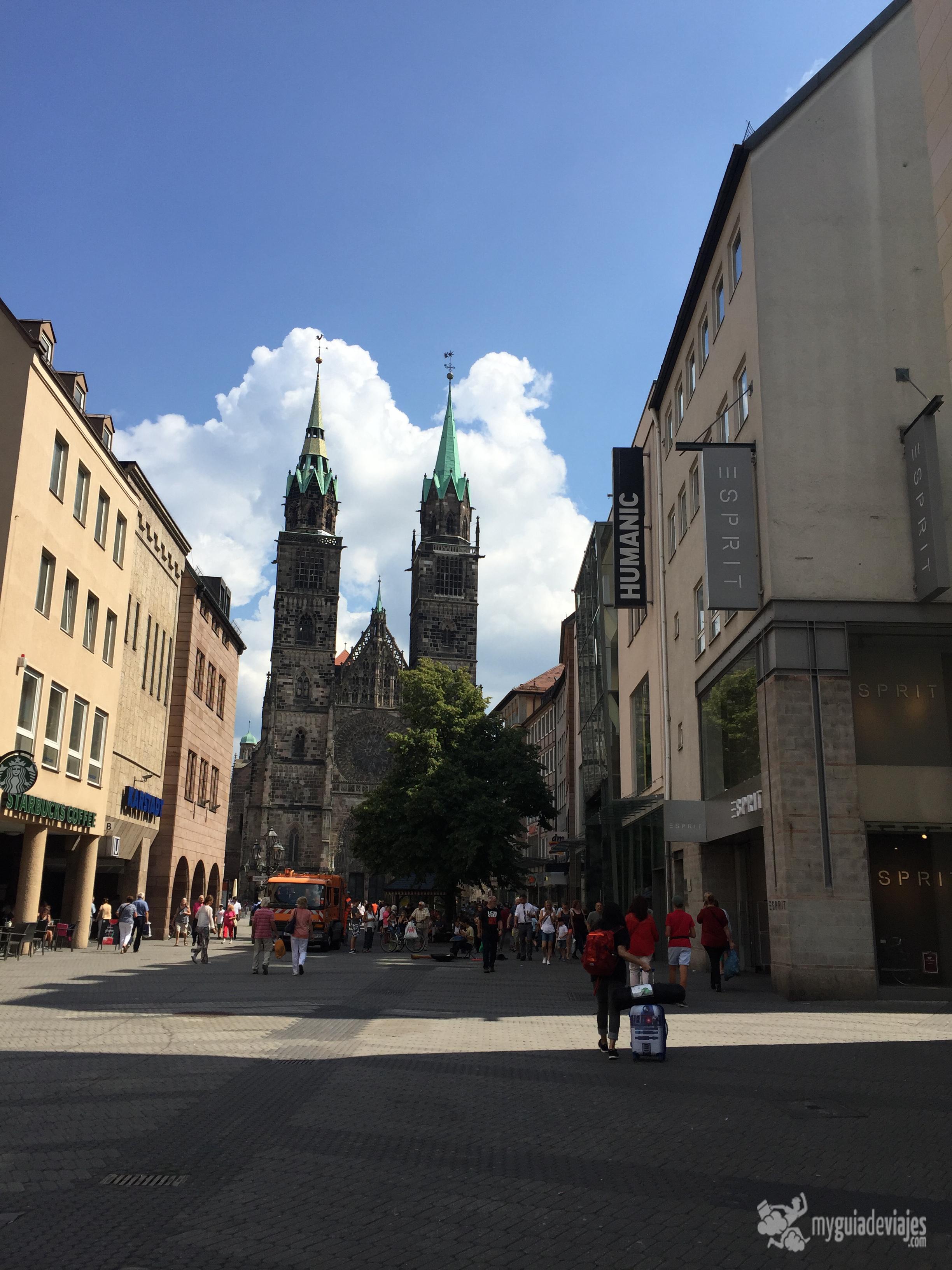 Nuremberg alemania que ver y hacer en su cuidado casco for Sala 600 nuremberg