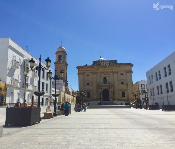 Plaza Mayor de Chiclana