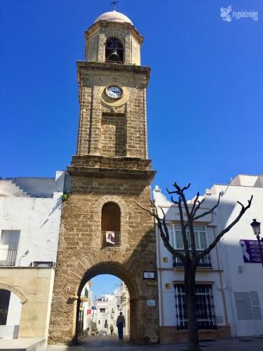 torre reloj chiclana