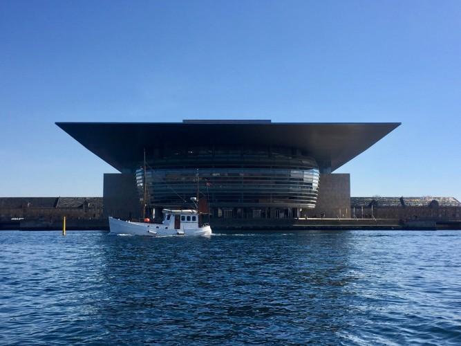 La ópera de Copenhague
