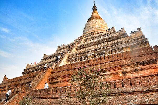 Shwesandaw-Pagoda