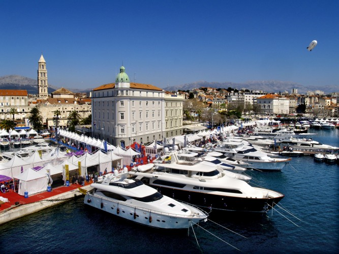 Puerto de Split. Split.org