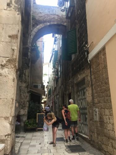 split calle