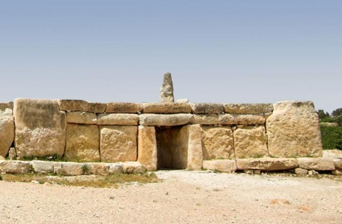 Templos de Hagar Qim. wikipedia.org