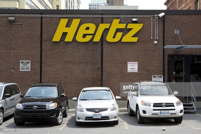 hertz montreal
