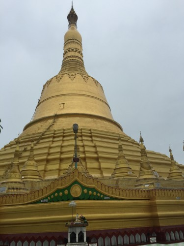 pagoda bago