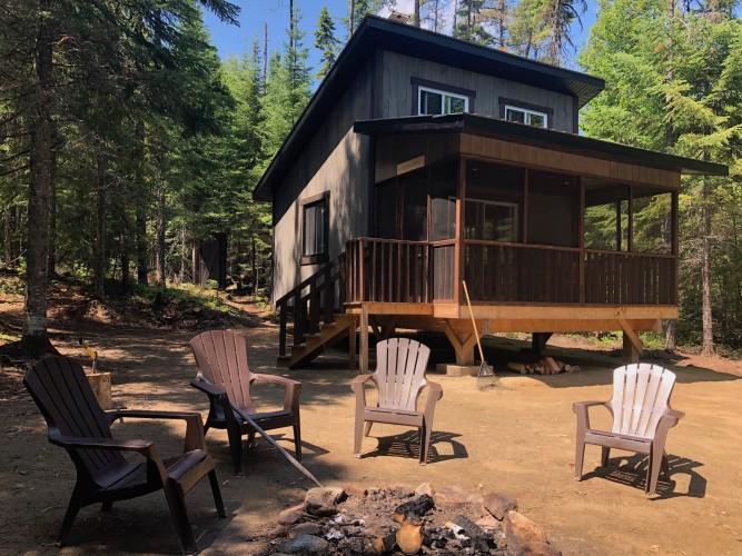 Cabaña de Amisk Adventure