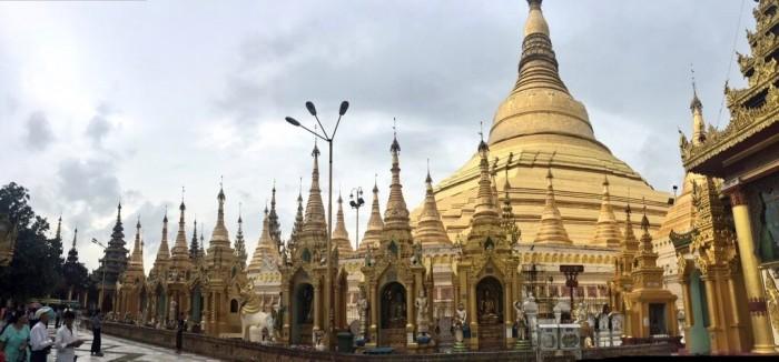 Swhedawon pagoda