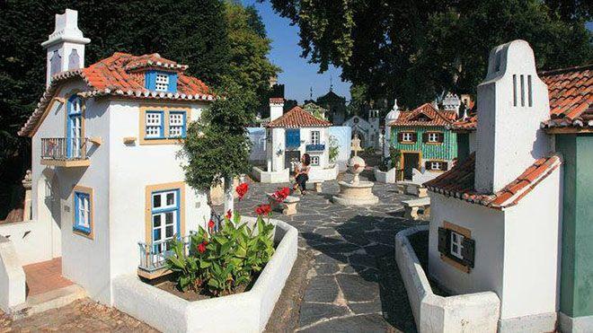 Portugal dos pequñitos