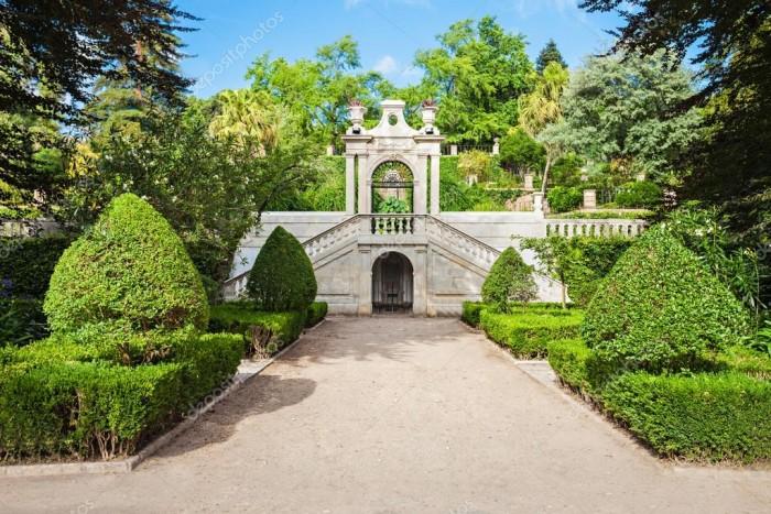 Jardín Botánico de Coimbra. Wikipedia.org
