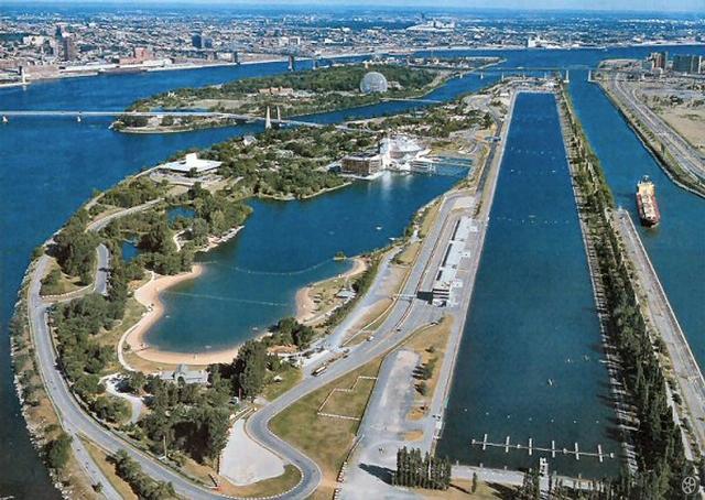circuito de Montreal. Imagen de Formula1.es