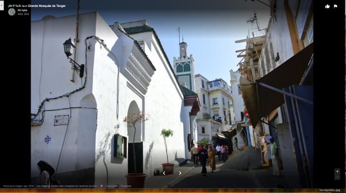 Gran Mezquita. Foto del usuario de google maps Kk hyka.