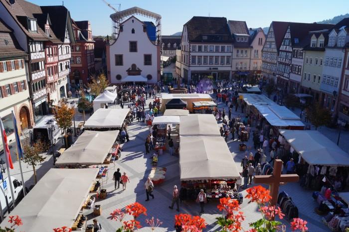 Krämermarkt tauberbischofsheim