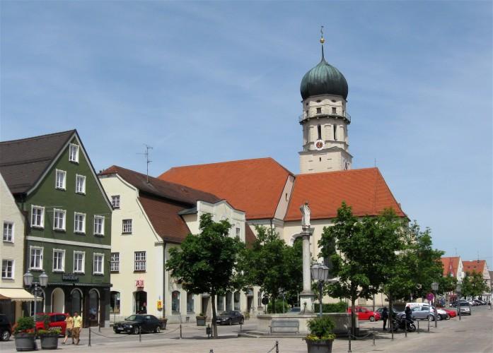 Marienplatz_Schongau