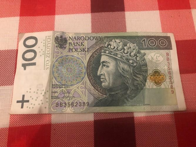 zloty polaco
