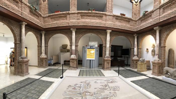 museo ibero linares