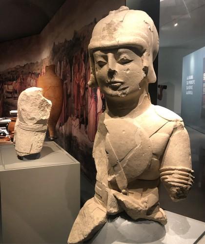 escultura ibera