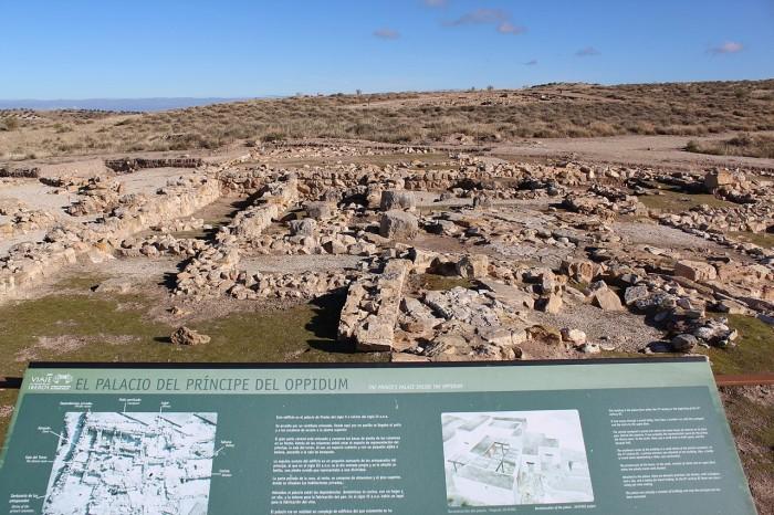 Oppidum de Puente Tablas. Wikipedia