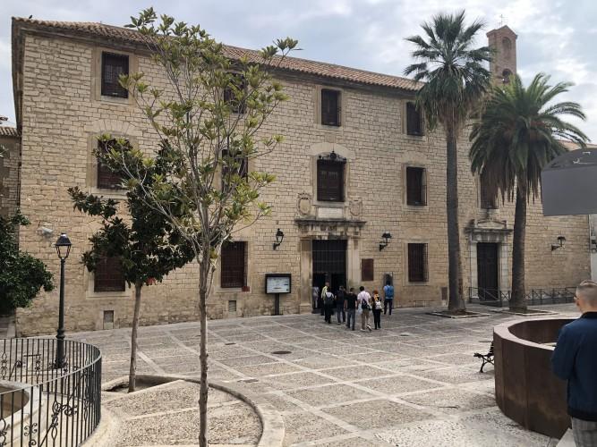 palacio villadompardo