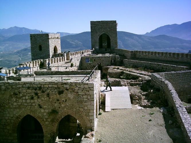 Castillo de Santa Catalina. imagen, wikipedia