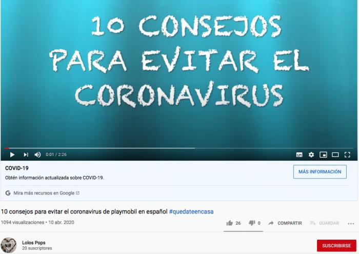 consejos evitar coronavirus