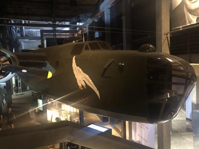Réplica del B-24 liberator