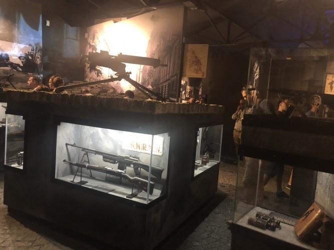 museo alzamiento varsovia