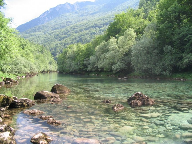 rio piva montenegro